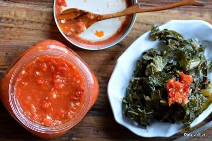 hottie chili tomato sauce