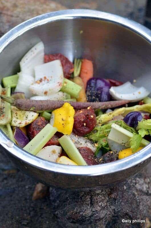 middle eastern chicken stew