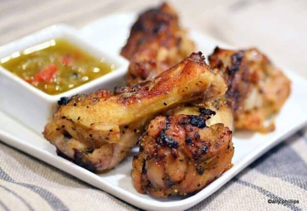 hatch chile wings