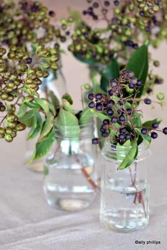 free table centerpieces