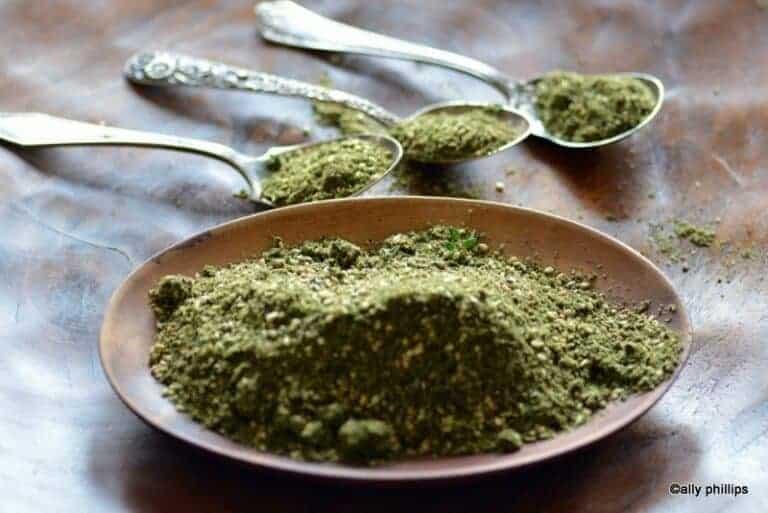 Za'atar Spice Mixture