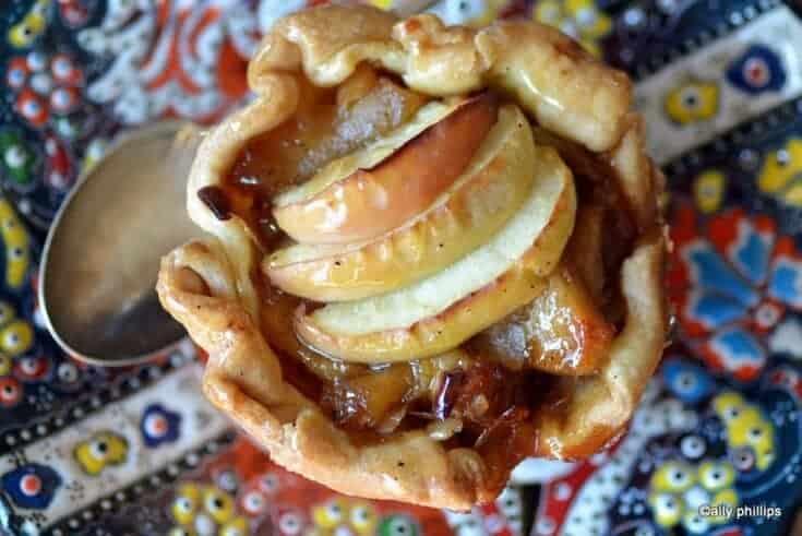 big boy apple pie cupcakes