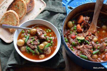 short ribs stew