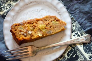 yogurt pumpkin cake