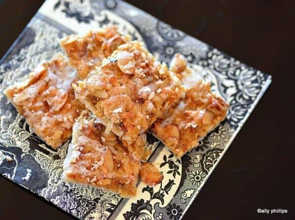 vintage pie crust cookies