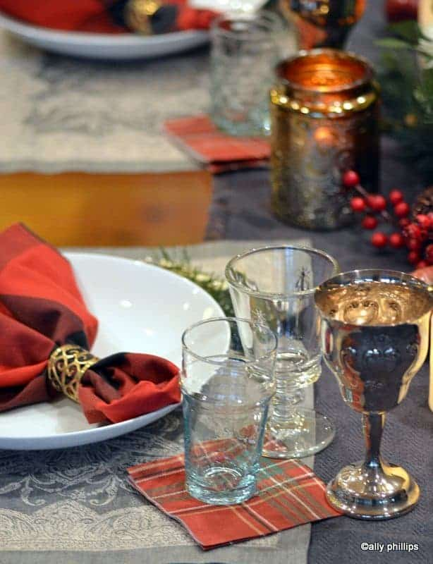 last minute table decor ideas