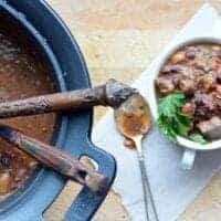 beef chunk chili