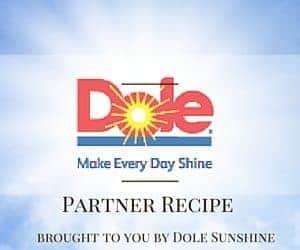 DOLE SUNSHINE BADGE
