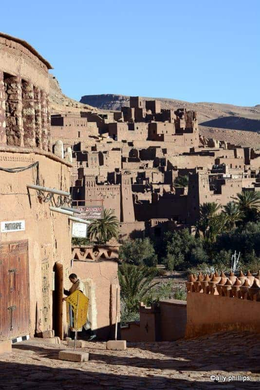 the allure of morocco