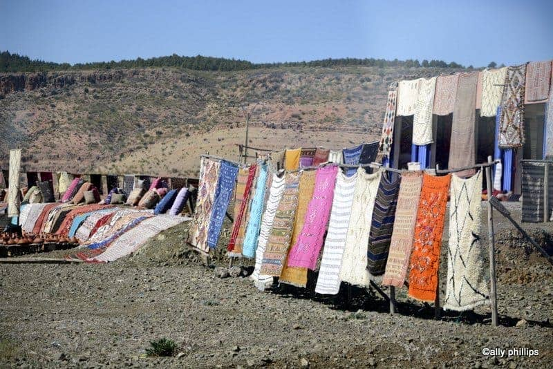 the allure of morocco