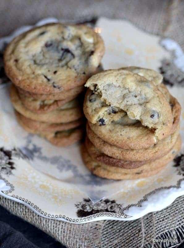 papa bear's chocolate chip cookies