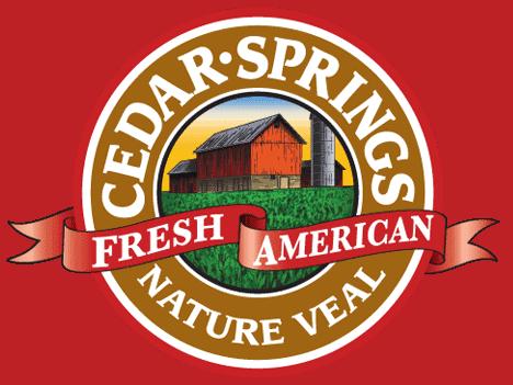 cedar springs veal logo 2