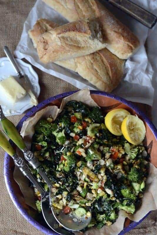 farm hub market salad