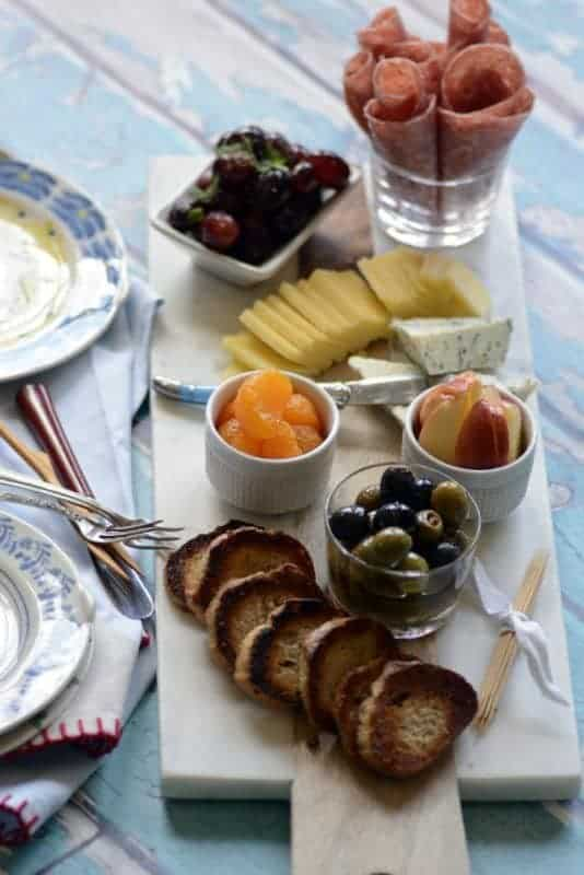 breakfast nibbles