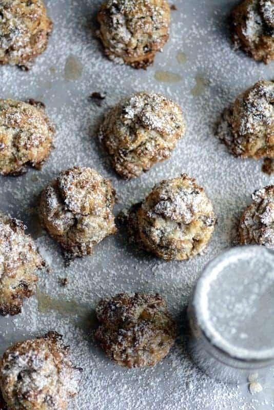 ice cream scoop cookies