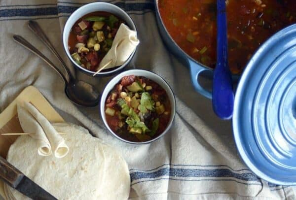 taco veggie soup