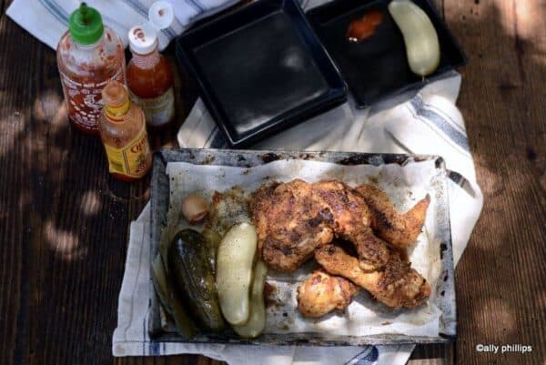 havana paprika grilled chicken