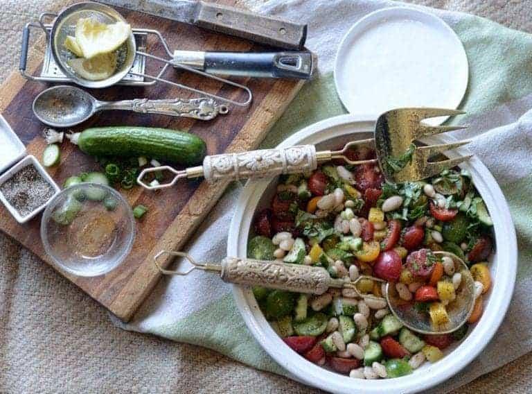 italian sunshine salad