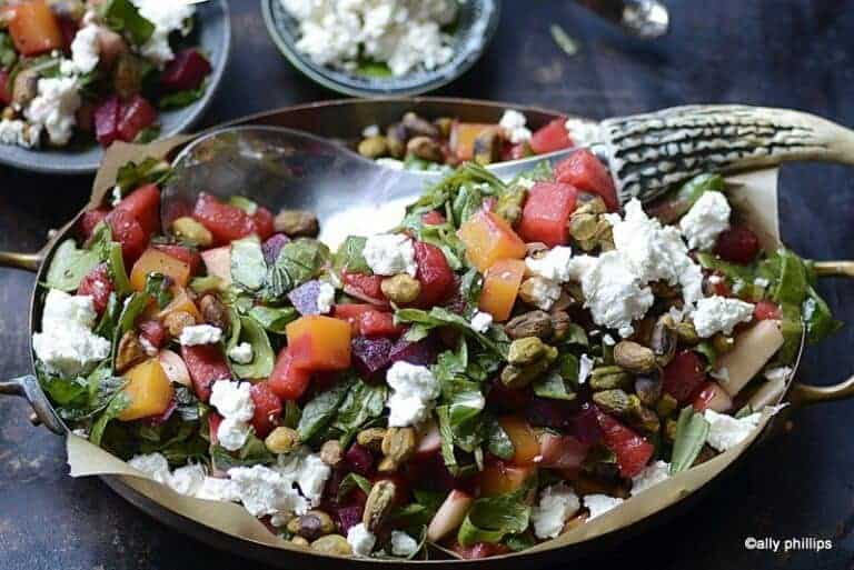 quick and healthy holiday salads