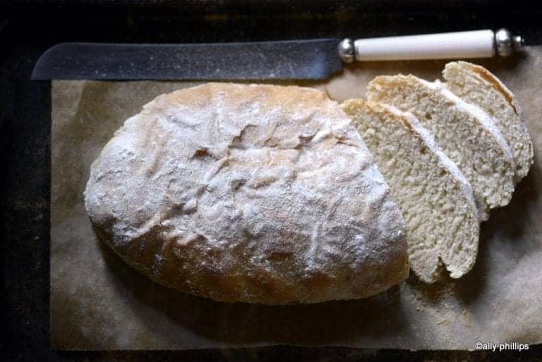 appalachian white bread