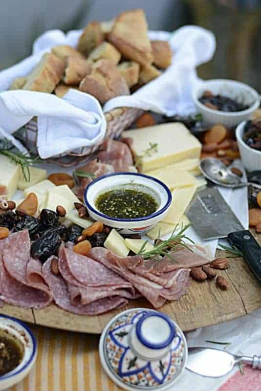 the art of charcuterie tapas mezze