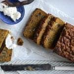 pumpkin fig date nut bread