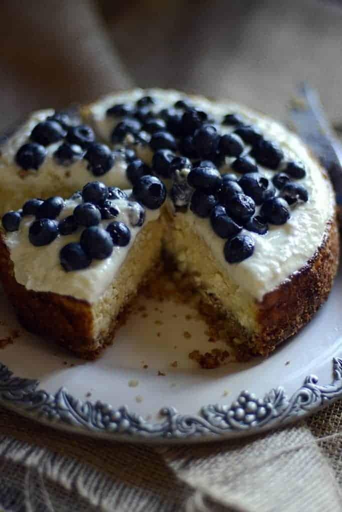hallmark croatian cheesecake