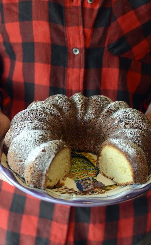 apple parfait bundt cake