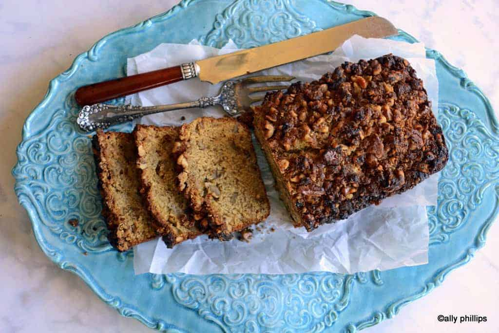 english banana bread