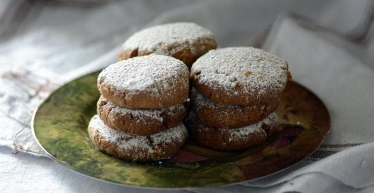 old world russian tea cakes
