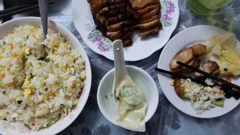 Dim Sum Dumpling Making