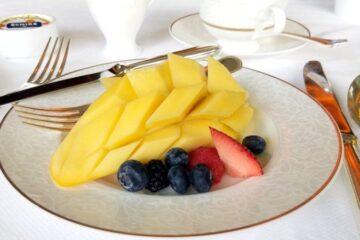 malaysian mango food art