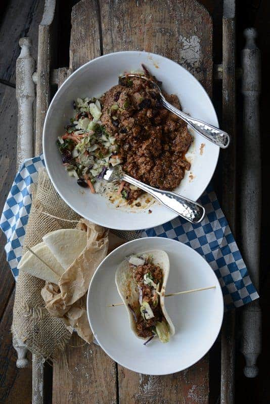 mexican street pork fajita bowl