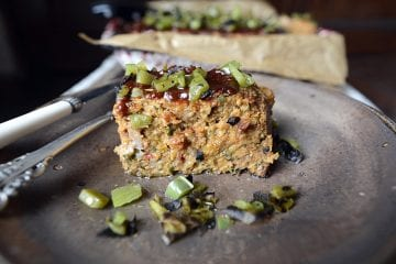 happy cowboy salsa ranchero chili poblano meatloaf