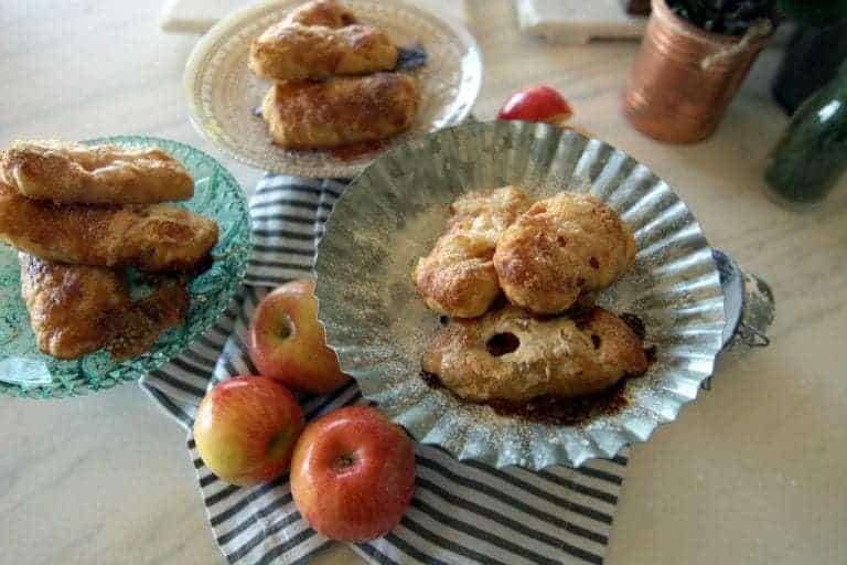 Fresh Apple Cinnamon Hand Pies