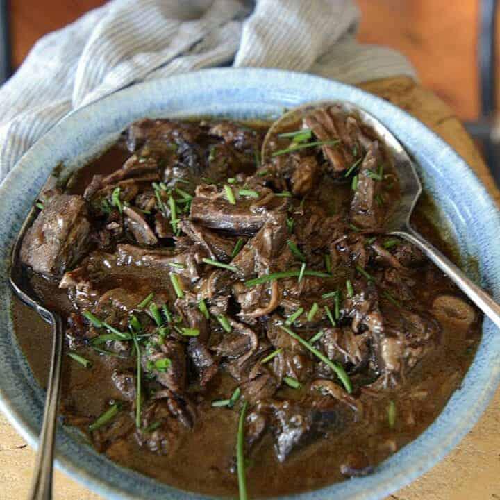 tavern style taco pot roast
