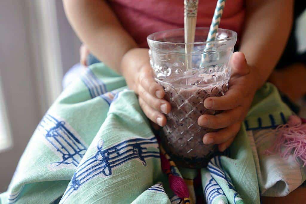 kid lovers' storeo fruit smoothie