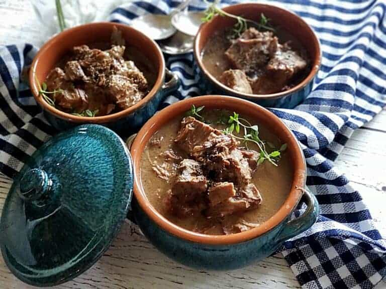 aussie slow cooker grassfed pale ale beef pot roast