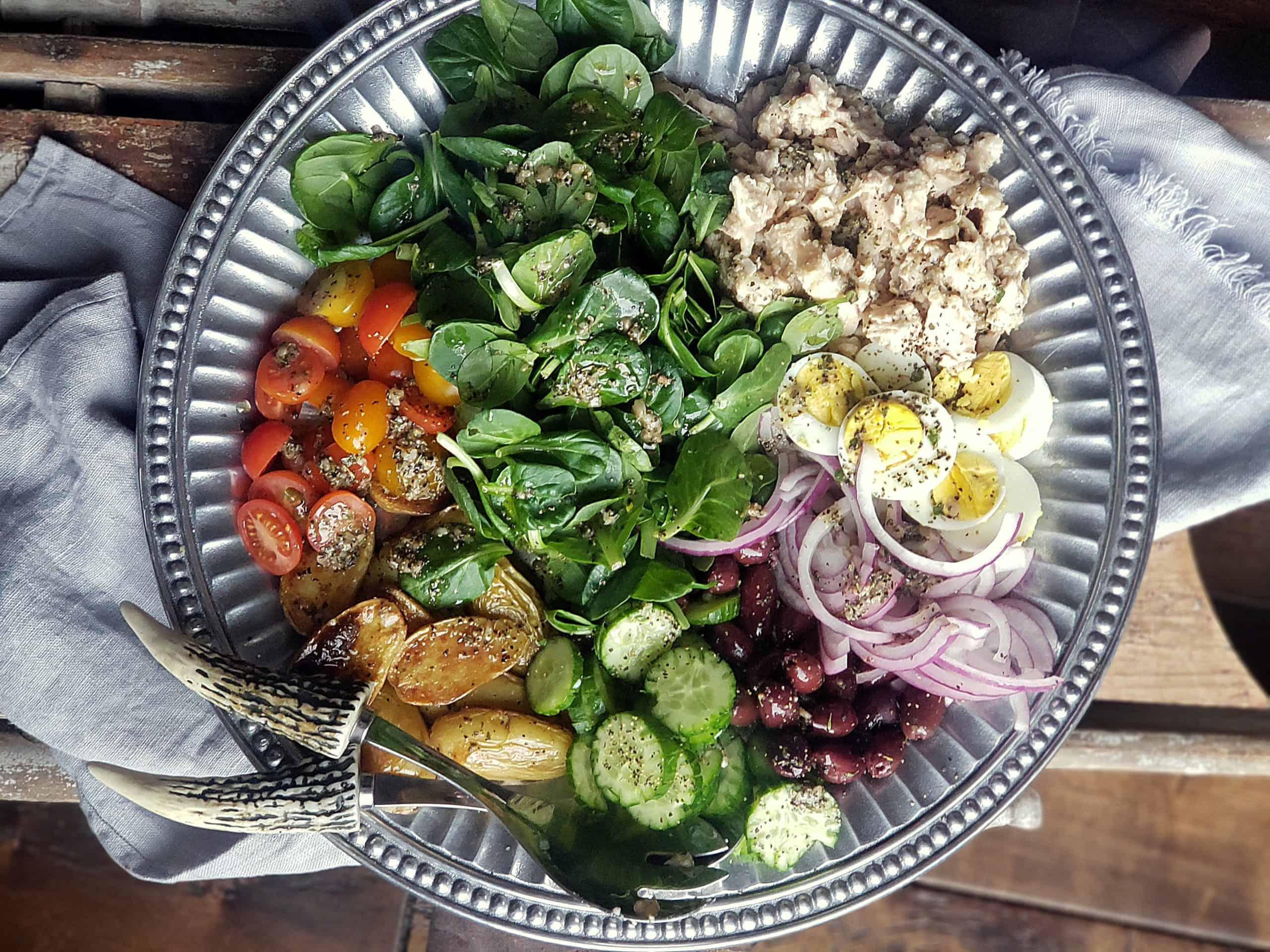 easy holiday salads