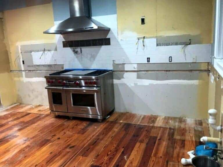 kitchen remodeling and gutting