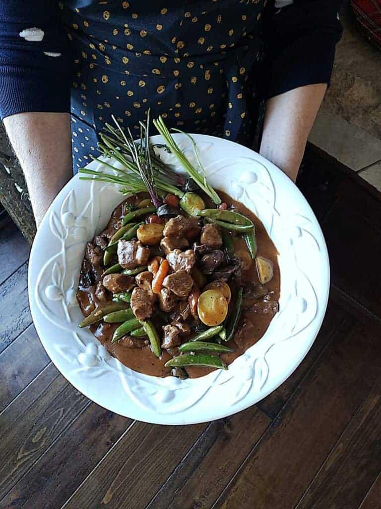 aussie chunky lamb stew