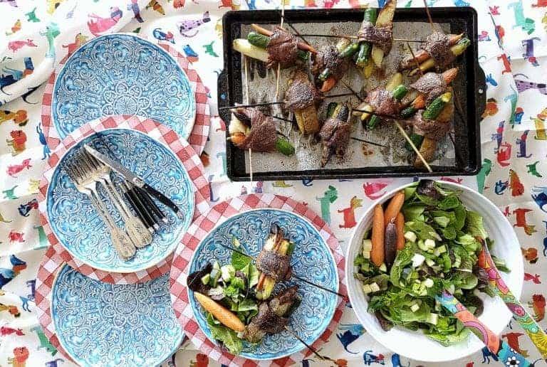 Aussie Grassfed Beef Grilled Flank Steak Bundles