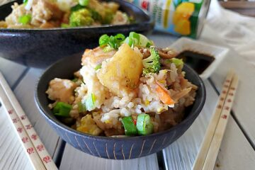 chinese stir fry rice