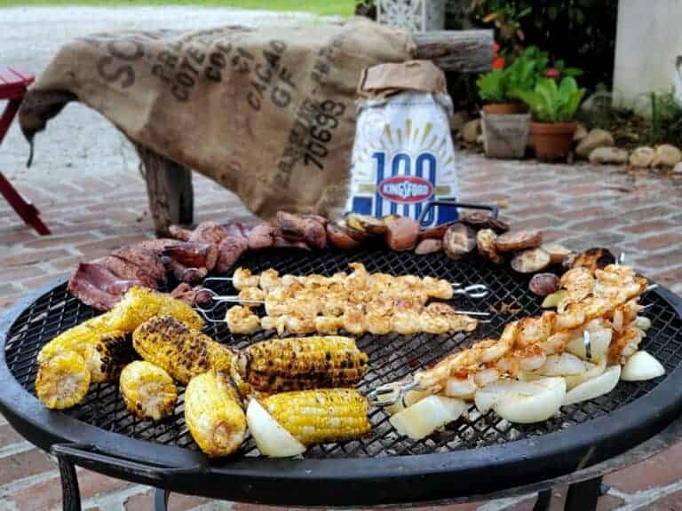 kingsford grilled frogmore stew