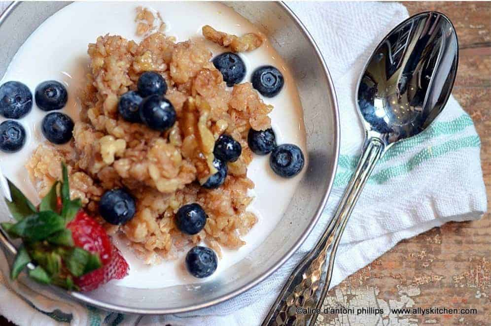 healthy hiking snack recipes