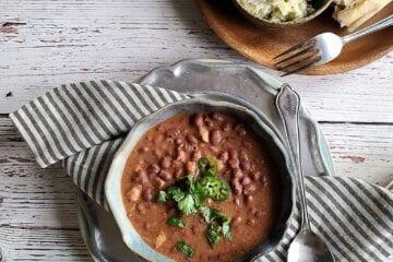 pork red beans