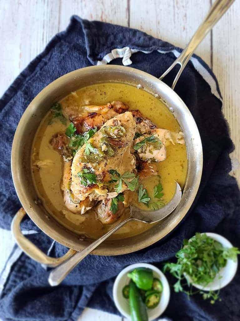 honey jalapeno baked chicken