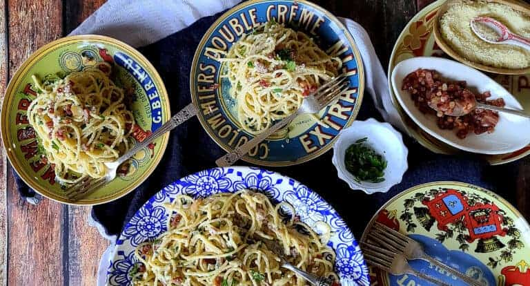 best ever pasta carbonara