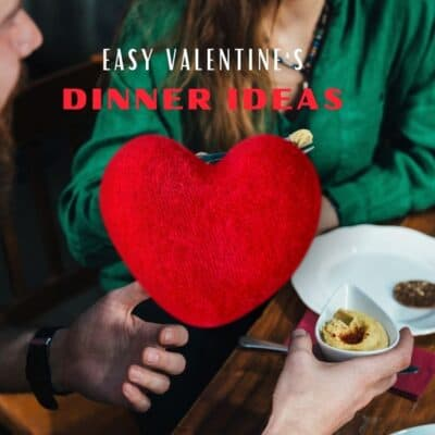 easy valentine's dinner ideas