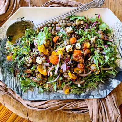 16 easy vegetarian recipes